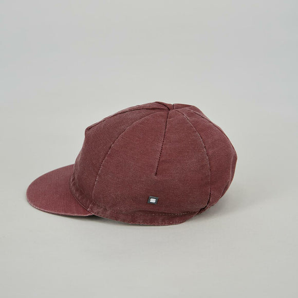 SPORTFUL MATCHY CLCYLING CAP - RED WINE