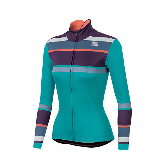 Sportful Women's Stripes Thermal Jersey
