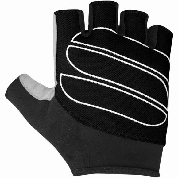 SPORTFUL ILLUSION GLOVES - BLACK