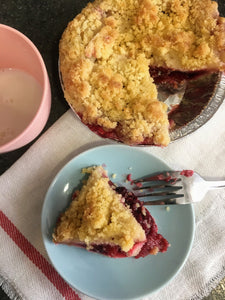 Triple Berry Crumb