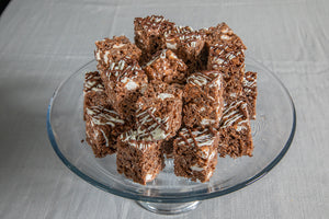 Triple Chocolate Crispies