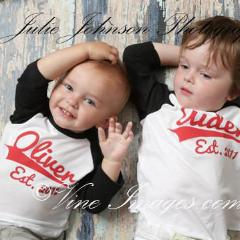 BIG brother shirt Little brother shirt set - Kid's personalized NAME and year raglan baseball shirts - infant/ kids sizes