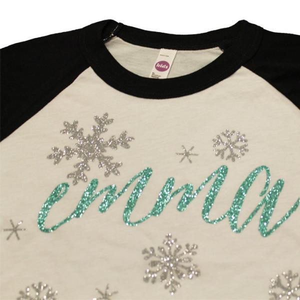 Girls Winter Wonderland Shirt, Silver Glitter Snowflake Shirt, Frozen Inspired Girls Shirt