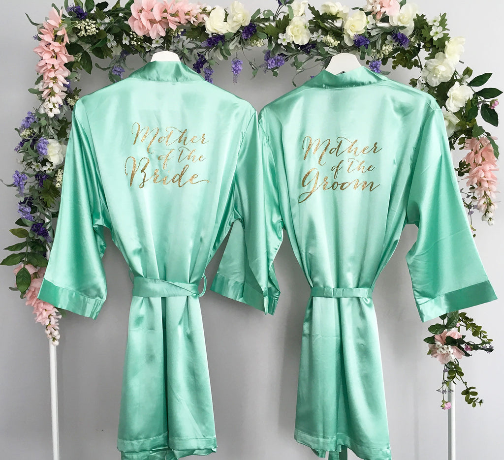 Mother of the Bride Robe, Mother of the Groom Robe