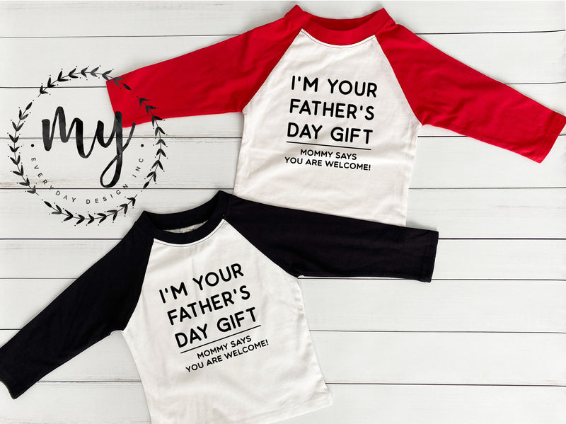 Father's Day Gift, Kids Shirt, Funny Father's Day Gift From Kids