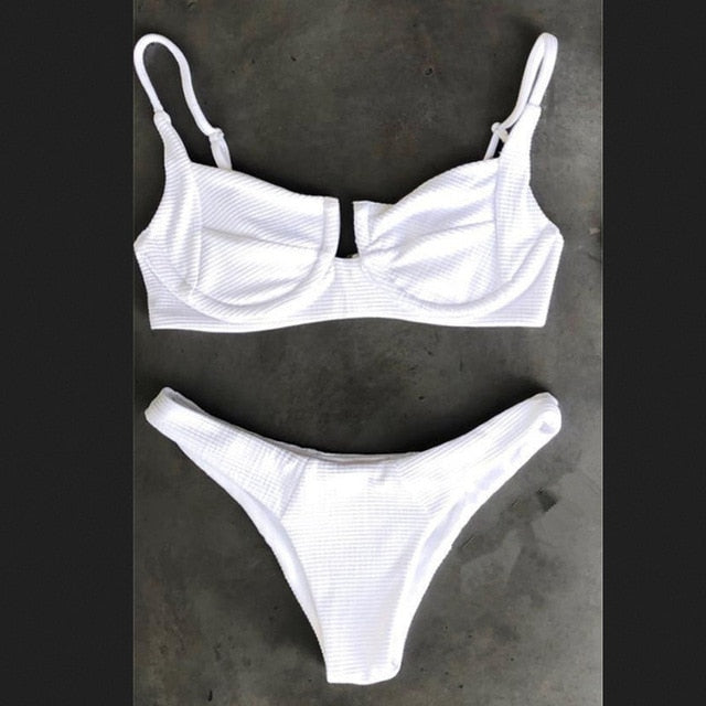 Push-Up Bikini Set