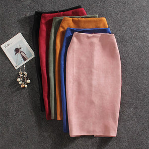Slim Pencil Skirts