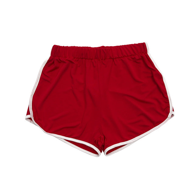 Sexy High Waisted Womens Shorts