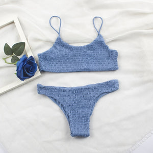 Brazilian Bikini Set High Cut