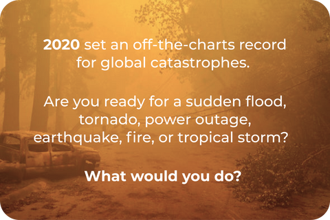 2020 disasters getxgo