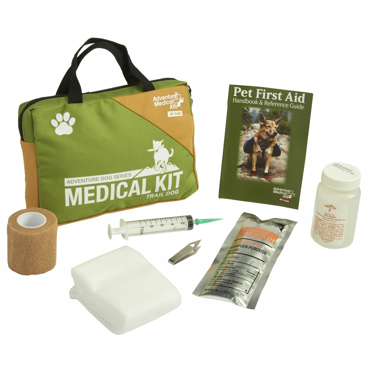 Adventure Dog Series Trail Medical Kit (Pre-order Ships in Feb 2021)