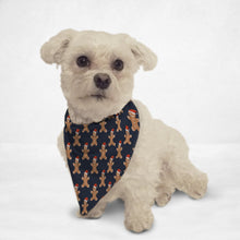 Load image into Gallery viewer, Gingerbread Man Dog & Cat Bandana