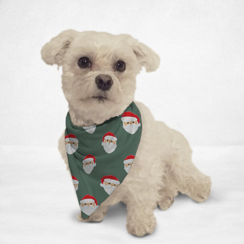 Christmas Themed Cat & Dog Bandana