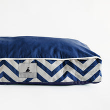 Load image into Gallery viewer, Chevron Pet Cushion