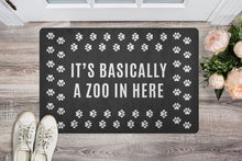 Load image into Gallery viewer, Animal Lover Welcome Door Mat