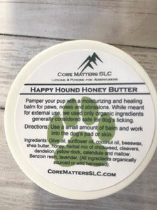 Happy Hound Honey Butter