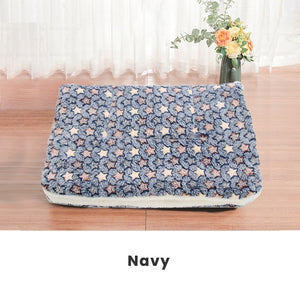 Fleece Patterned Mat