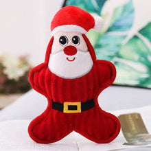 Load image into Gallery viewer, Festive Squeaky Toy