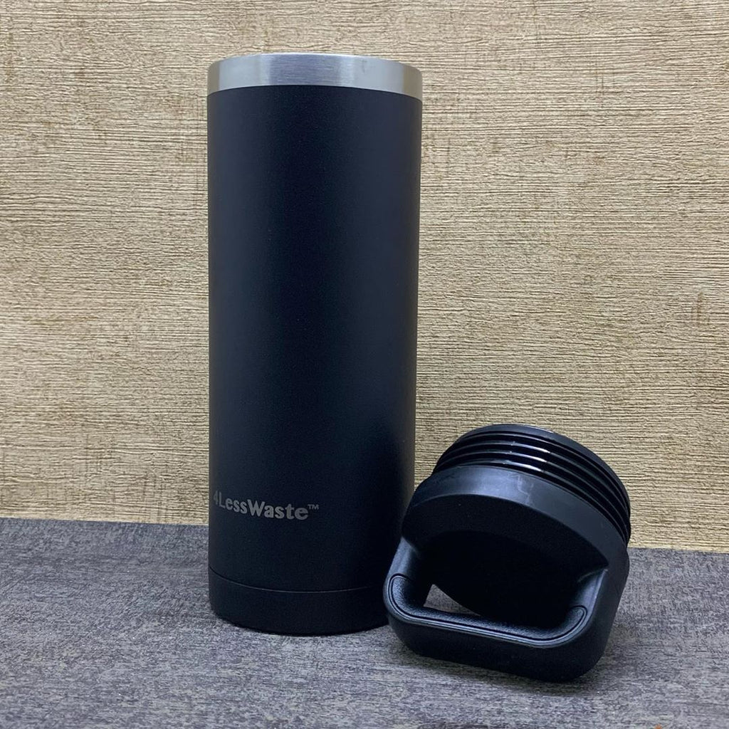 Outdoor STD Insulated Bottle 540ml | Black Onyx