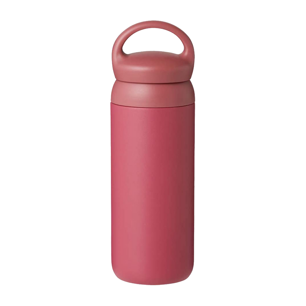 Kinto Day-Off Bottle 500 ml | Rose