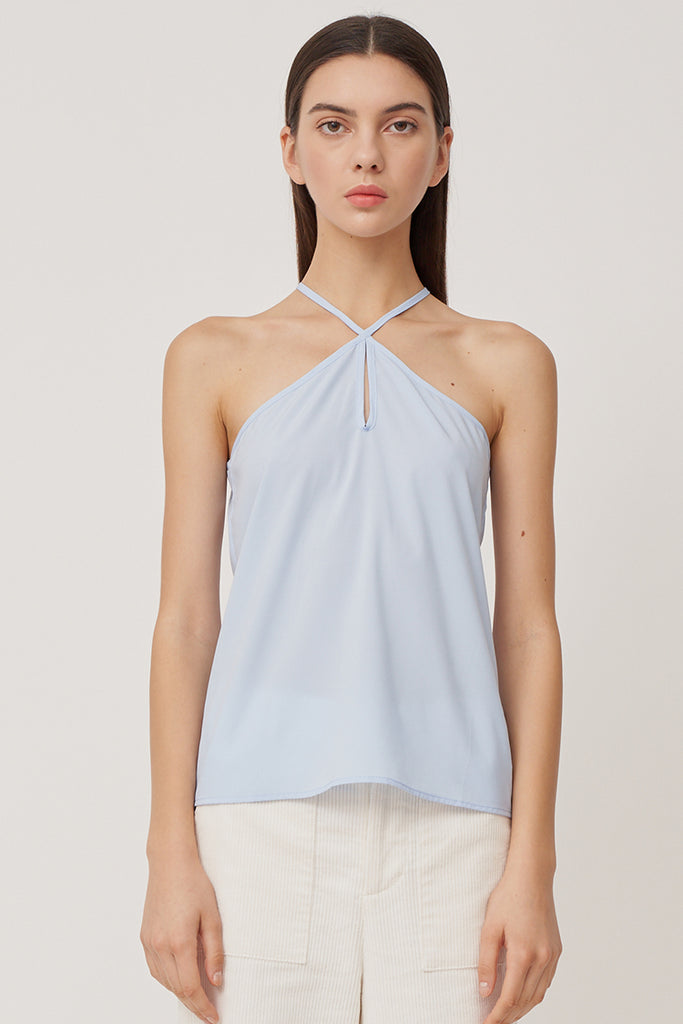 Carla Halter Neck Top