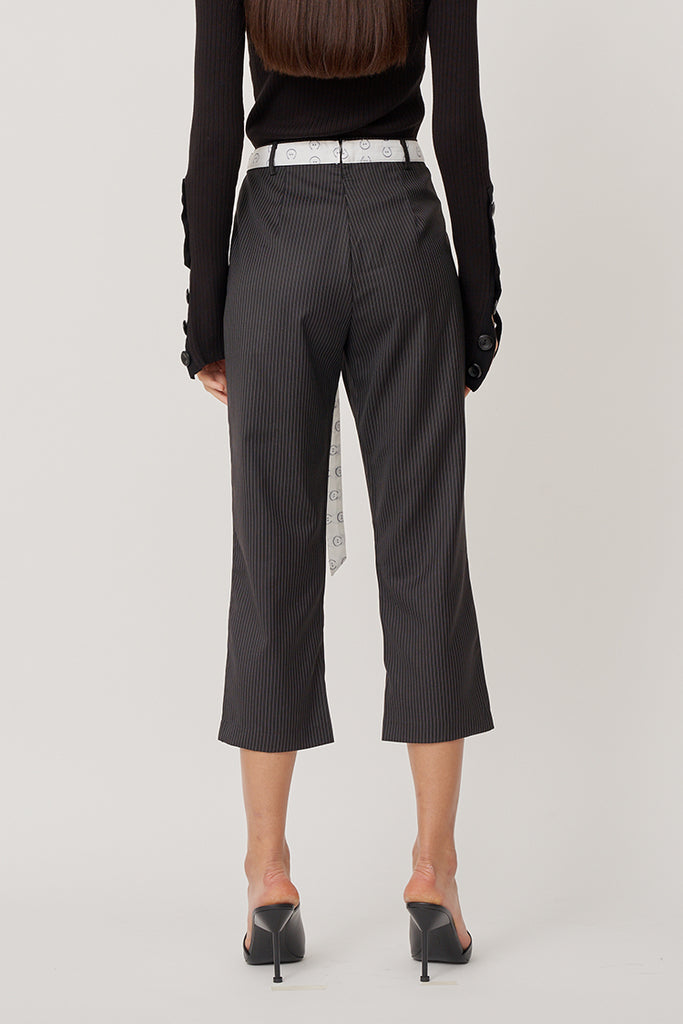 Cello Belted Trousers