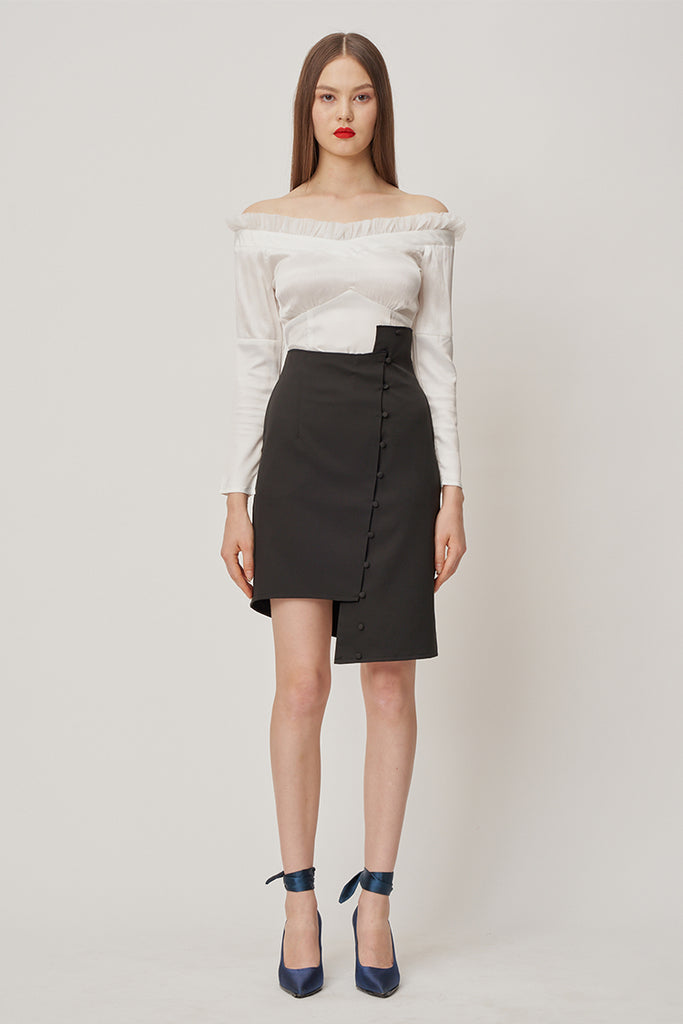 Kea Wrap Skirt
