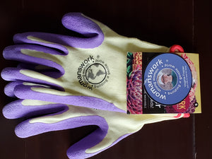 Open image in slideshow, Bright Purple Weeding Glove