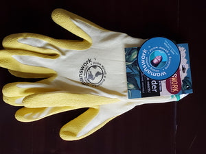 Open image in slideshow, Sunny Yellow Weeding Glove