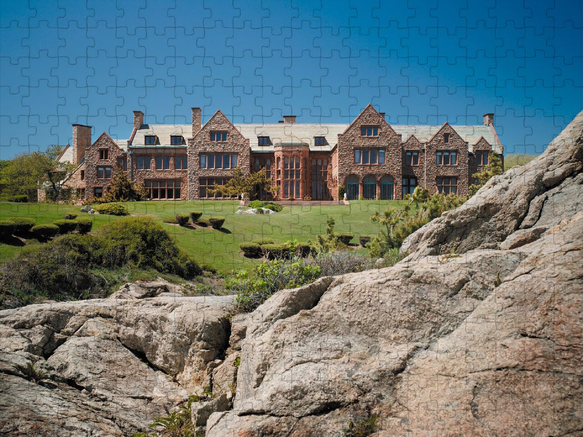 Rough Point 300 Piece Jigsaw Puzzle