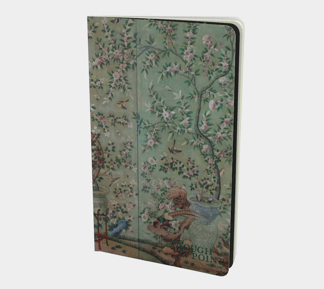 Chinese Wallpaper Notebook