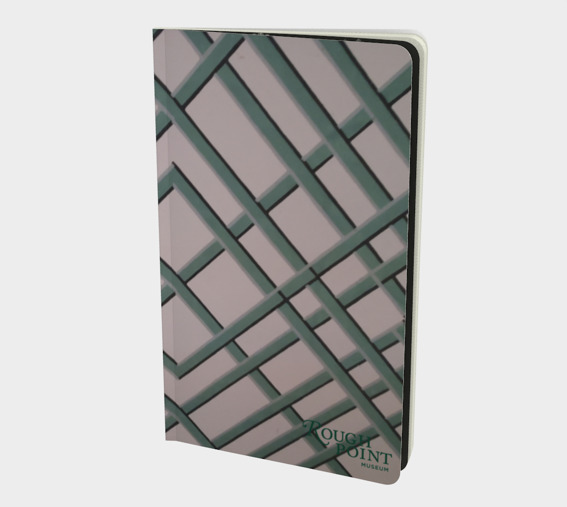 Lattice Wallpaper Notebook