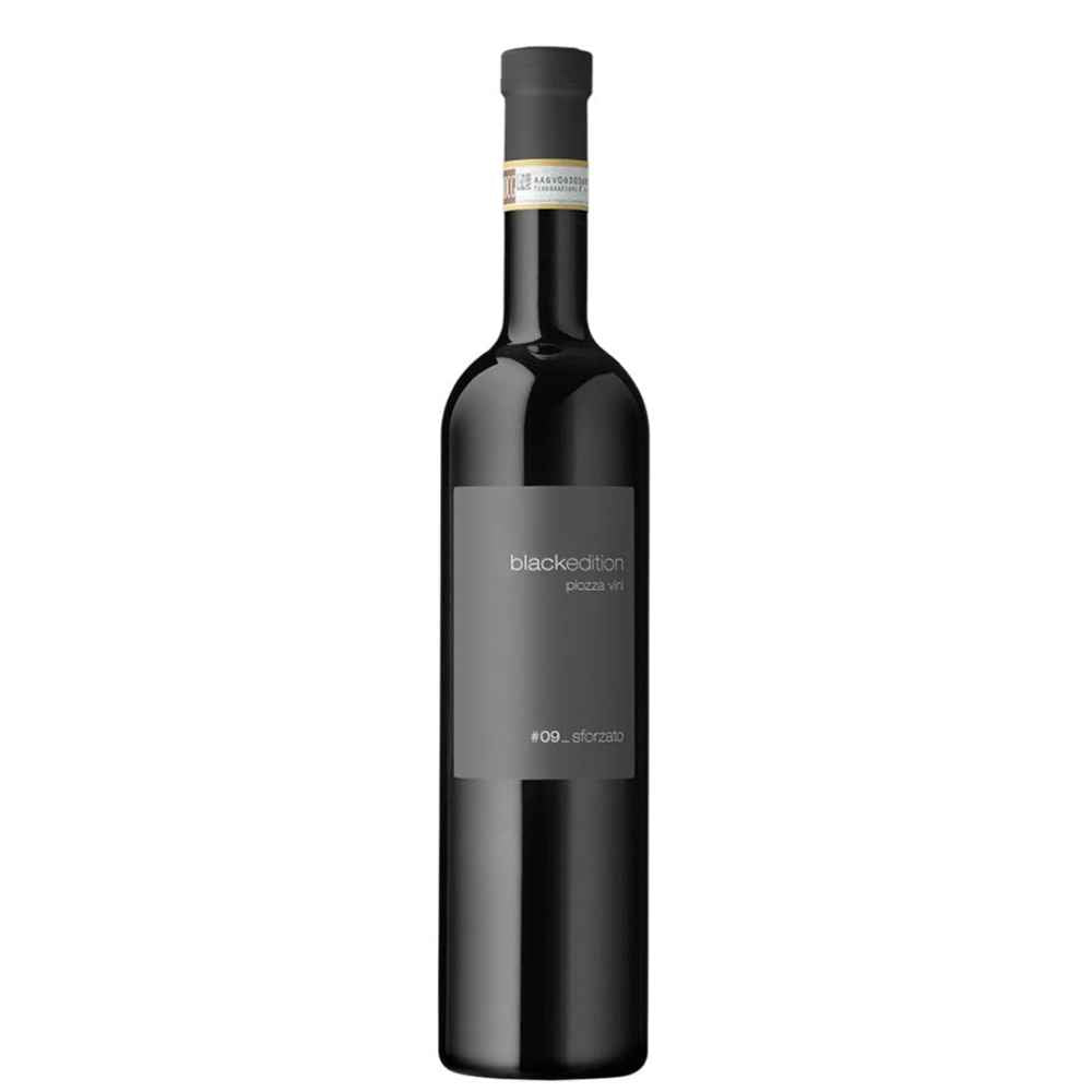 Sforzato Black Edition - Plozza - Premium Red Wine - 6 bottles
