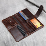Load image into Gallery viewer, Waxed Leather Wallet