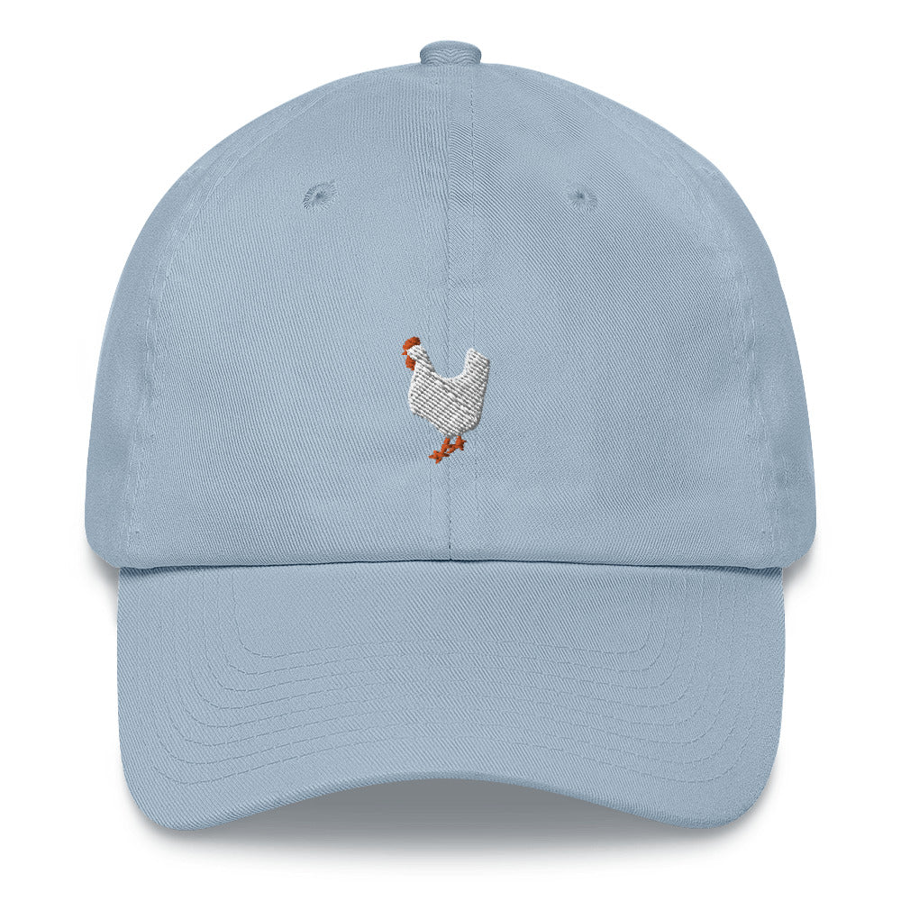 The chicken cap
