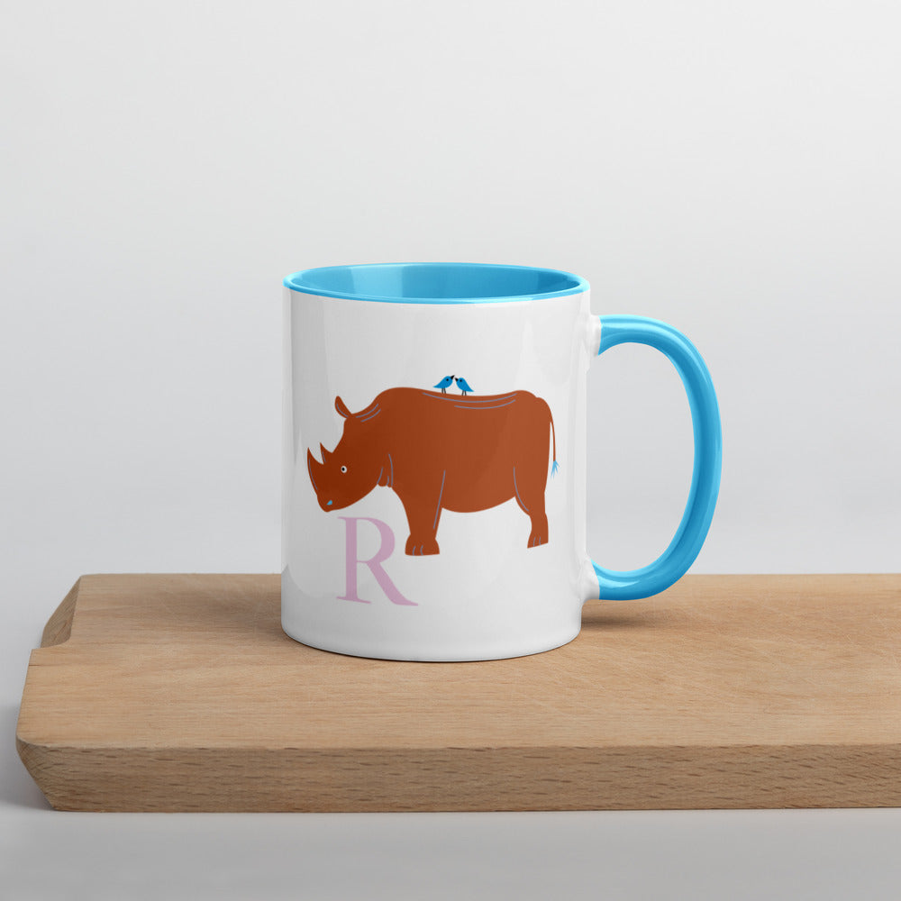 Rhino Cup - Alphabet Cup