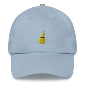 The yellow pear cap