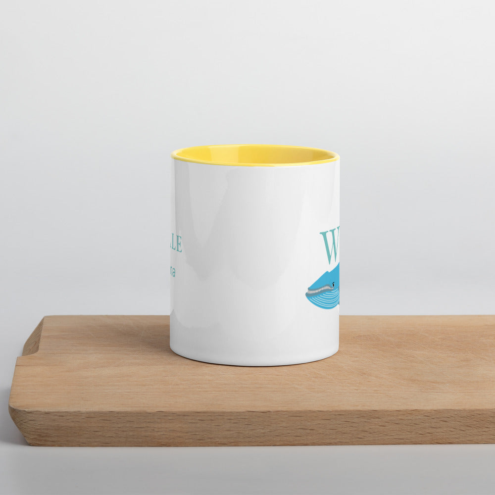 Whale Cup - Alphabet Cup