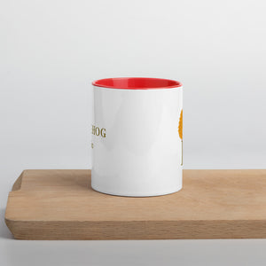 Hedgehog Cup - Alphabet Cup