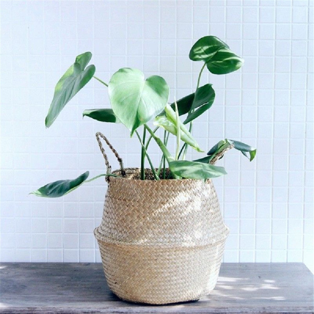 Bamboo Storage Basket