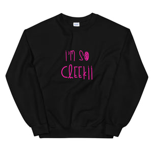 Cheekii Unisex Sweatshirt