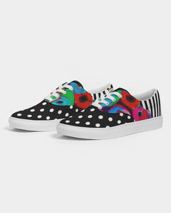 Unity Women's Lace Up Canvas Shoe
