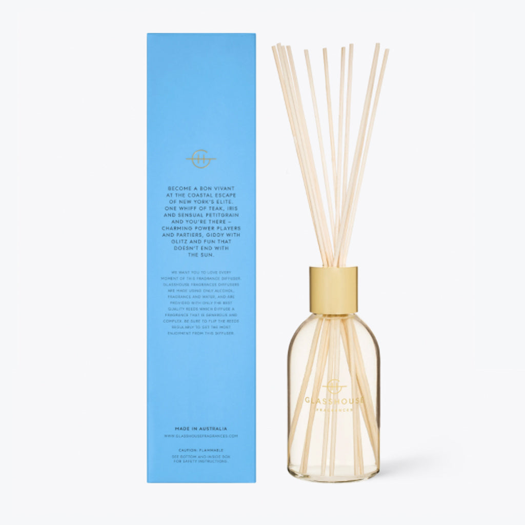 The Hamptons Reed Diffuser 250ml