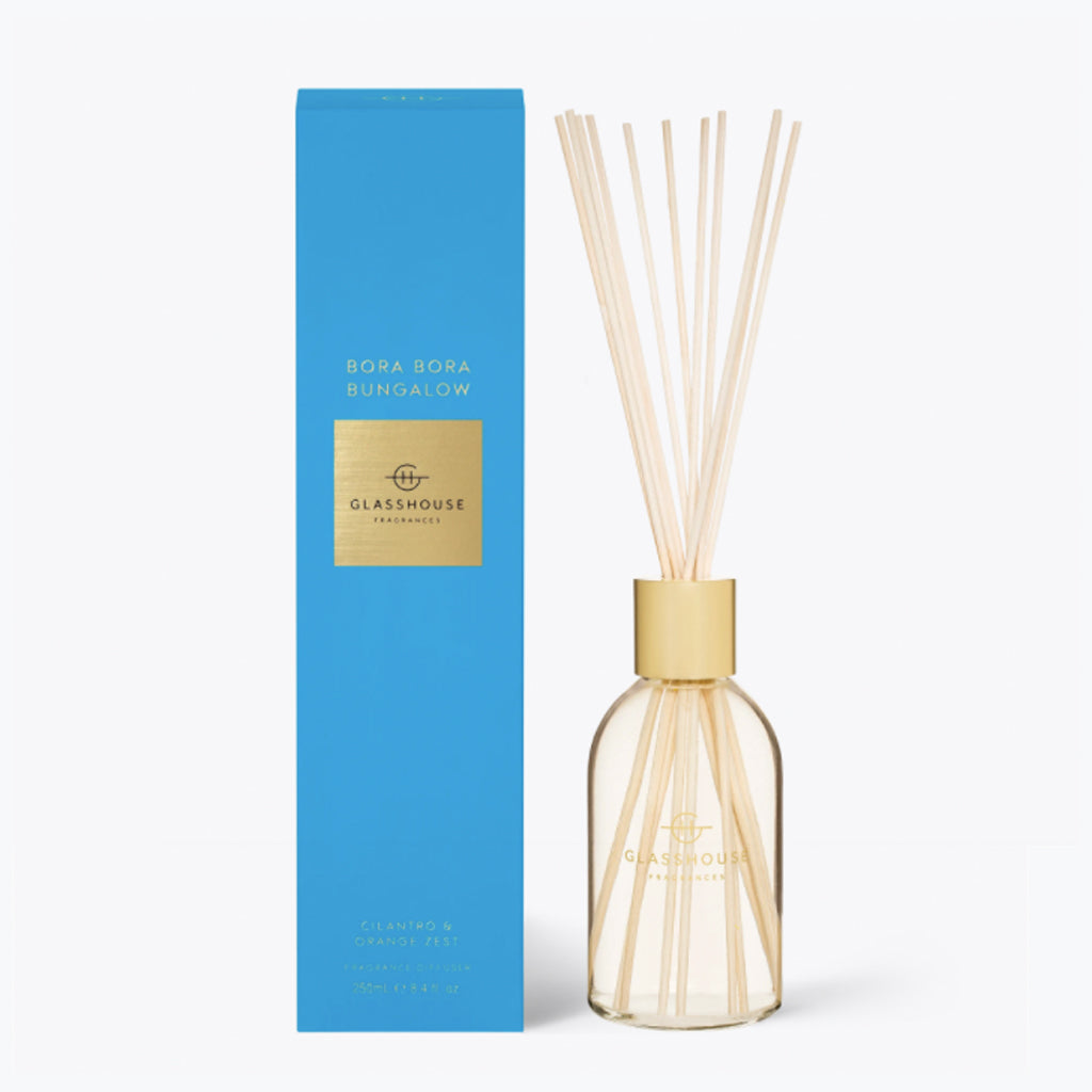 Bora Bora Glasshouse Reed Diffuser 250ml