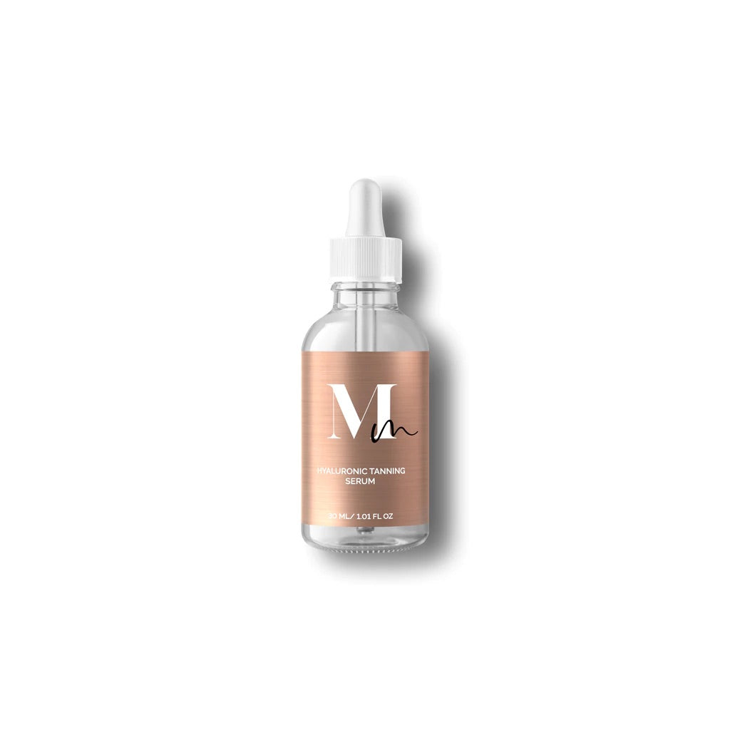 Miss M Hyaluronic Tanning face serum