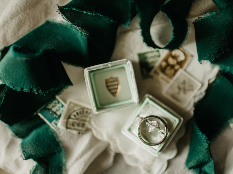 Featured! An Irish Countryside Wedding