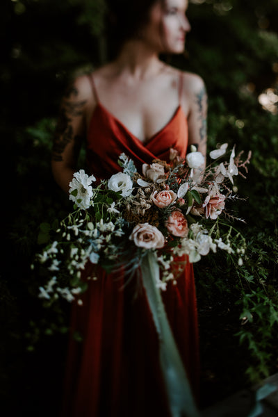 Gorgeous Fall Wedding Inspo on Green Wedding Shoes