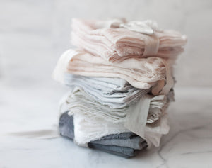 Cotton Dinner Napkins | Set of 6