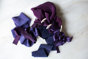 'The Royals' Violet Ribbon Bundle