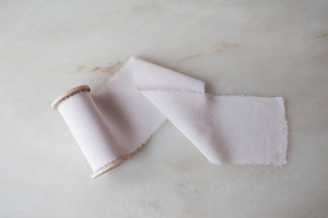 Pale Rose, Crepe de Chine